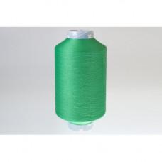 Нить полиэстер 100D*2/36f /G004 зеленый б/бухта