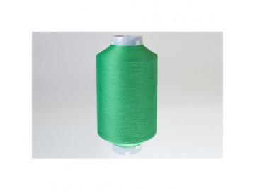 Нить пряжа полиэстер 100D*2/36f /G004 зеленый б/бухта