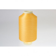Нить полиэстер 100D*2/36f /Y002 желтый б/бухта